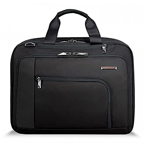 Briggs & Riley Adapt Expandable Brief, Black, One Size VB201X-4