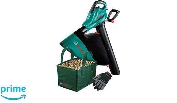Bosch ALS 25 2500W 300kmh - Soplador de hojas (Corriente ...