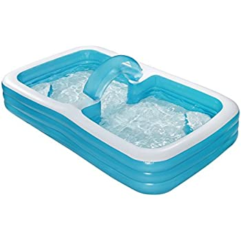 Amazon Com Blow Up Above Ground Pool Swimming Pool With