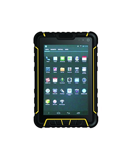 - IP67 Rugged Tablet PC, Incorporated Symbol Scanner & RFID/NFC, Android 5.1 / 3G Smart Phone, For Enterprise Mobile Work