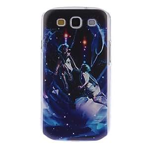GX Géminis Caso duro del patrón para Samsung Galaxy S3 I9300