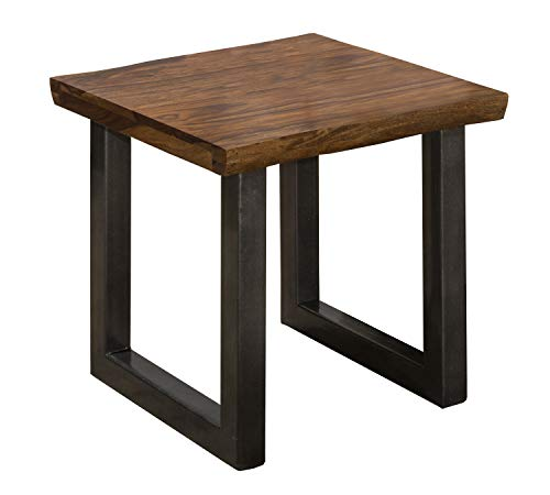 - Hillsdale Furniture 5674OTE Hillsdale Emerson End Table Natural Sheesham