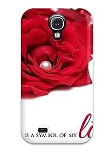 ElsieJM UxEdjfL6744dWqwj Protective Case For Galaxy S4( Love)