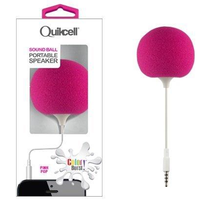 Review Quikcell Color Burst Sound