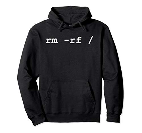Funny Unix Linux Programmer Sys Admin Shell Script  Pullover Hoodie