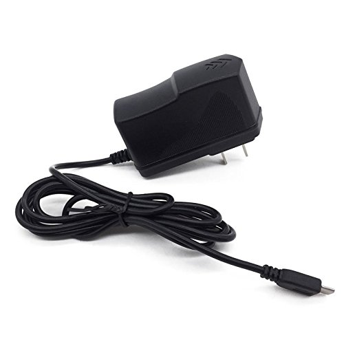5 Ft Long 2A AC/DC Wall Power Charger Adapter Cord for HP Pavilion X2 Tablet 10-K020NR K3N13UA