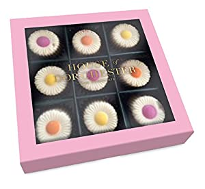 House Of Dorchester Flower Chocolate Truffles 115 G Pack