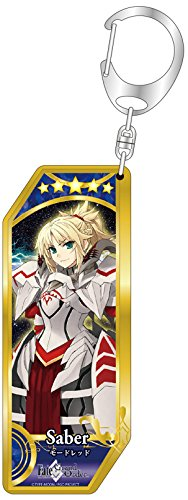 Fate/Grand Order - Servant Keychain 50: Saber/Mordred