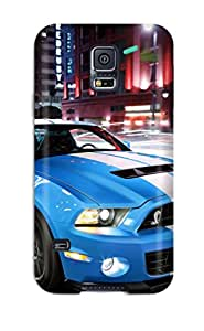 Premium Tpu Ford Shelby Gt500 2014 Cover Skin For Galaxy S5