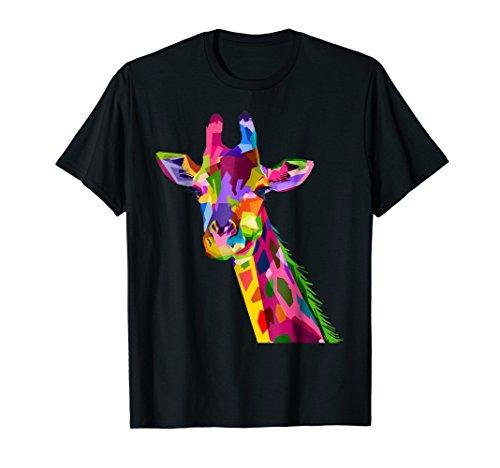 Giraffe t shirt; Love Animal t shirt; Love Giraffe t shirt