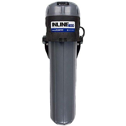 - Little Giant 92061503 Inline 400 Boosting System, 115V, Grey