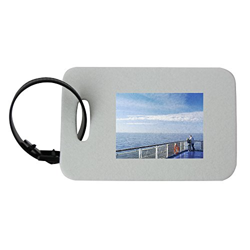 Upper Deck Luggage Tag - 3