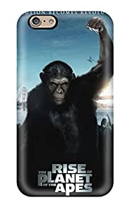 Perfect Dawn Of The Planet Of The Apes Case Cover Skin For Iphone6 (4.5)Phone Case(3D PC Soft Case)