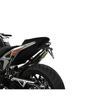 KTM 790 Duke Bj 2018 Soporte de matrícula para matrícula Soporte de matrícula/placa de sujeción: Amazon.es: Coche y moto