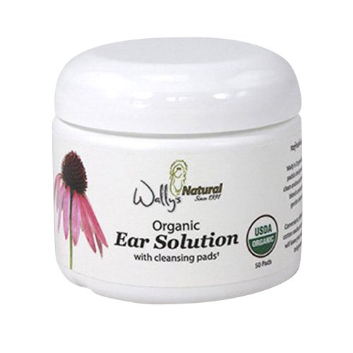 Wallys Natural Products Solution Cleansing product image