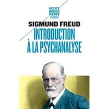 INTRODUCTION À LA PSYCHANALYSE N.É.