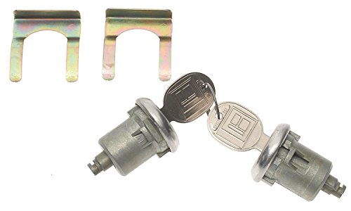 ACDelco D570A Professional Door Lock Cylinder with Key ()
