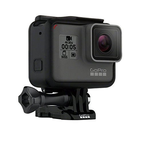 GoPro Hero5 Black (E-commerce packaging) (Certified Refurbished)