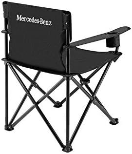 Mercedes-Benz Chaise pliante Noir