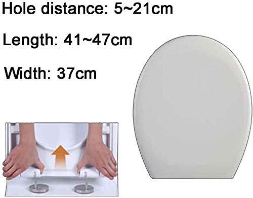 便座、尿素-ホルムアルデヒドトイレ蓋ユニバーサル下降ミュート増粘V字型便座カバー継手付き