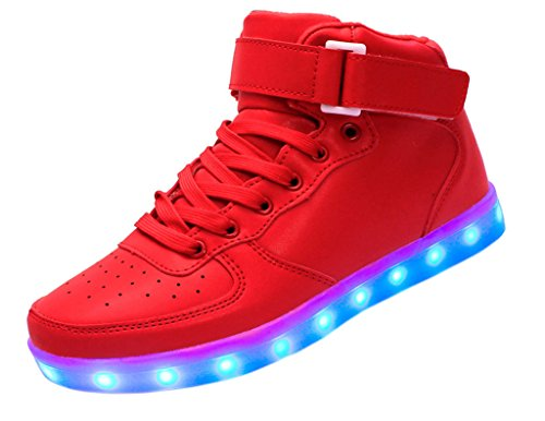KGOING Unisex Colors Flashing Sneakers product image