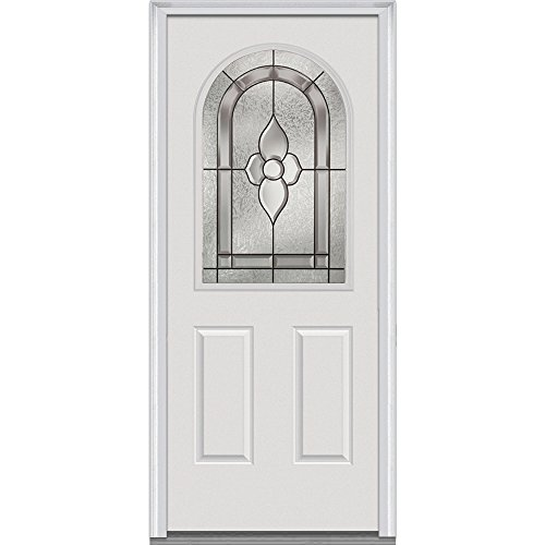 Very cheap price on the 36 x 80 exterior door with glass ...