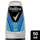Rexona Cobalt Men's Roll-On Deodorant 6 x 50 ml by