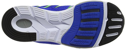 Course Chaussure Gravity De Blue Royal VI Lime Newton à Pied Bleu wIZCqIEp
