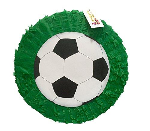 APINATA4U Green Soccer Ball Pinata 16