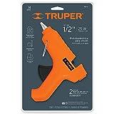 "Truper PIPE-1/2 Pistola eléctrica para silicon, 25W, 1/2"""