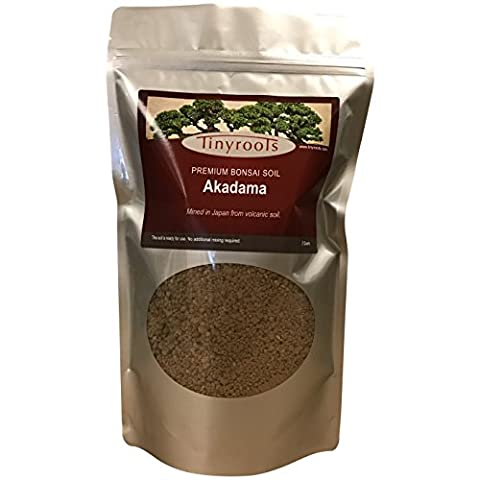 Akadama Premium Bonsai Soil from BonsaiOutlet - Pruning Ficus Tree