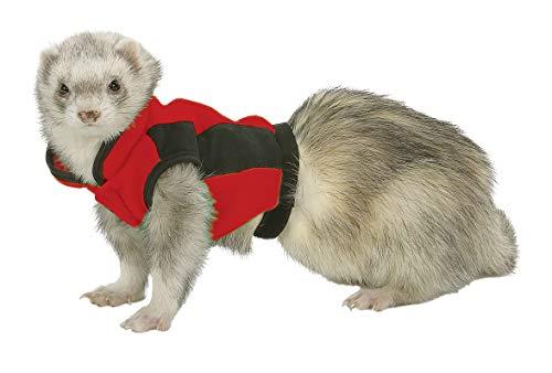 Marshall Ferret Fleece Tech Vest, Green]()