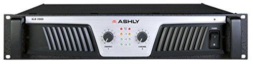 (Ashly KLR-2000 2-Channel 1000W @ 2 Ohm / 600W @ 4 Ohm Power Amplifier)