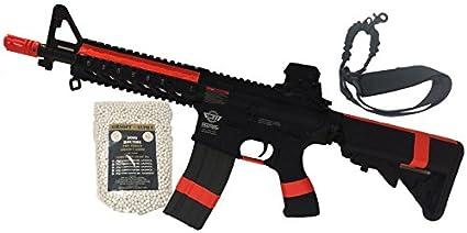Amazon com : g&g cm-16 raider black airsoft alpha