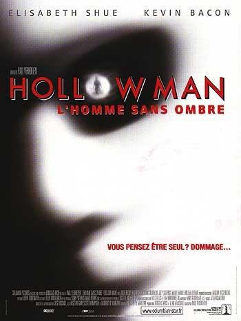 Hollow Man - Authentic Original Movie Poster