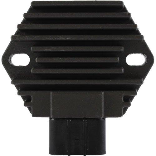 DB Electrical AHA6083 New Voltage Regulator For 600 Cbr600F4 Honda Motorcycle 2001 2002 2003 2004 2005 2006 01 02 03 04 05 06 31600-MBW-D21 31600-MBW-G90 SH678C-13 SH678PA 17.5936