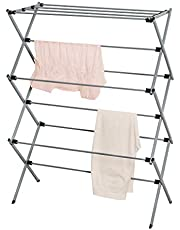 Honey-Can-Do Oversize Collapsible Clothes Drying Rack
