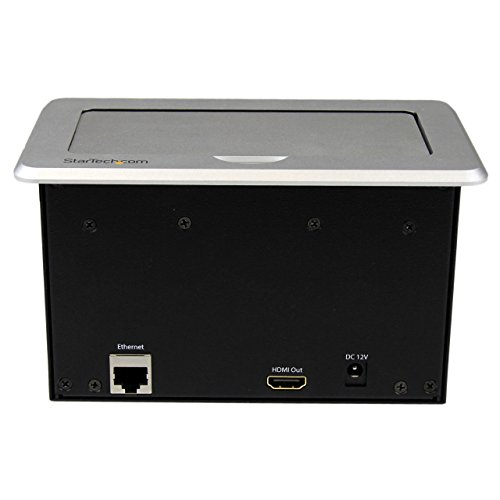 41OXLccinUL - StarTech.com BOX4HDECP Conference Table Connectivity Box - HDMI/VGA/Mini DisplayPort to HDMI Output with Fast Charge USB and Ethernet Pass-Through