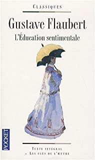 L'éducation sentimentale, Flaubert, Gustave