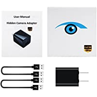 Spy Camera Adapter Motion Detector Charger - GSmade Full HD 1080P 32G USB Camcorder Motion Detector Indoors Outdoors Motion For Home Security
