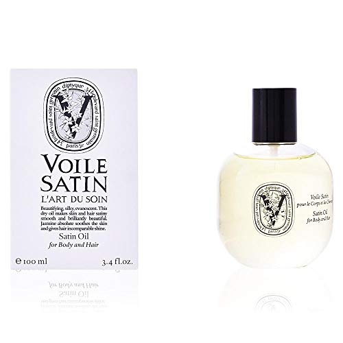 Diptyque The Art of Body Care Satin Oil for Hair & Body-3.4 oz