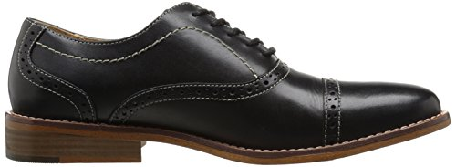 Basso & Co Gh. Mens Carnell Oxford Nero