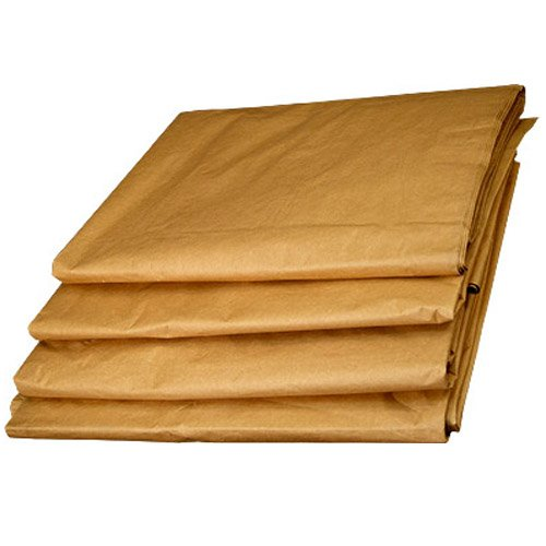 Moving Paper Pads (50 pack) Triple Layer Furniture Paper Blanket by Uboxes (Image #2)