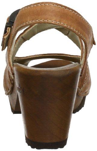 12233 Femme dixan Cuoio Chaussures Elenor Woody Marron 8w7Uqn