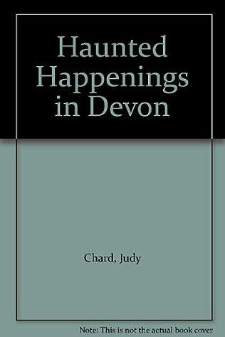 book cover of Haunted Happenings in Devon