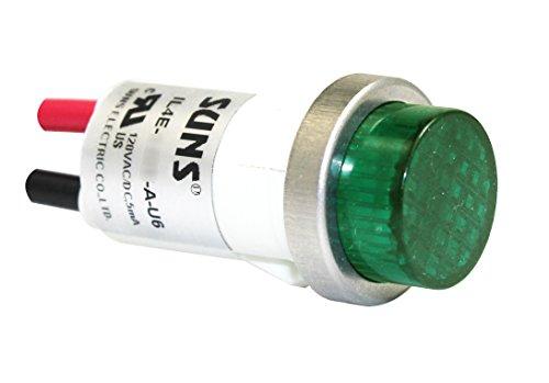 240 Volt Led Indicator Lights in US - 1