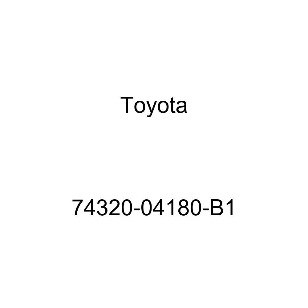 TOYOTA Genuine 74320-04180-B1 Visor Assembly