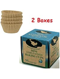 Access (Pack of 2) Beyond Gourmet Paper Baking Cups Mini (96/Box) dispense