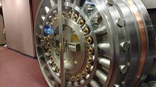 Photography Poster - Vault, Vault Door, Bank, Safe, 24