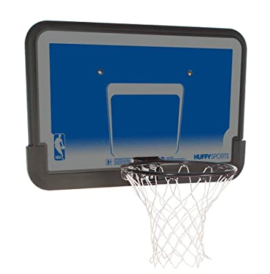 Huffy Backboard & Rim Combo with 44-inch Composite Rectangle Backboard